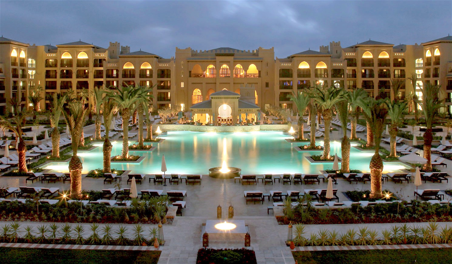 Booking hotel Mazagan Beach & Golf Resort.