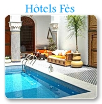 Reservation hotel F�s